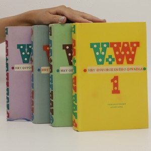 náhled knihy - Hry Osvobozeného divadla 1.-4. díl (4 svazky)