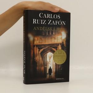 náhled knihy - Andělská hra