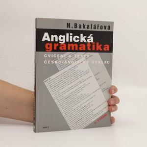 náhled knihy - Anglická gramatika : cvičení a testy : česko-anglický výklad
