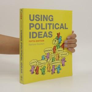 náhled knihy - Using Political Ideas