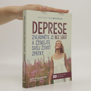 náhled knihy - Deprese