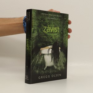 náhled knihy - Román prázdné rakve: Závist