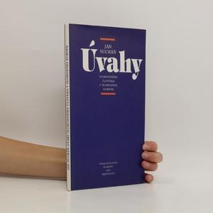 náhled knihy - Úvahy slobodného človeka v slobodnej Európe