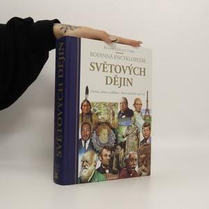 náhled knihy - Rodinná encyklopedie světových dějin. Jména, data a události, které utvářely náš svět