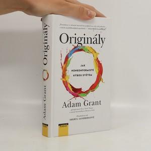 náhled knihy - Originály : jak nonkonformisté hýbou světem