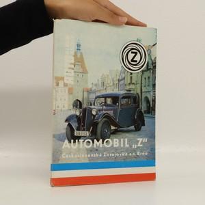 náhled knihy - Automobil