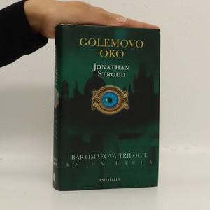 náhled knihy - Bartimaeova trilogie. Kniha druhá, Golemovo oko