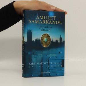 náhled knihy - Amulet Samarkandu : Bartimaeova trilogie. Kniha první