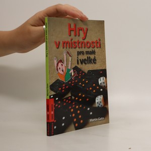 náhled knihy - Hry v místnosti pro malé i velké