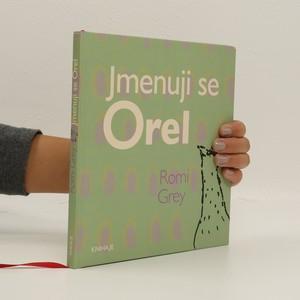 náhled knihy - Jmenuji se Orel