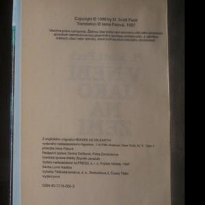 antikvární kniha V nebi jako na zemi, 1997