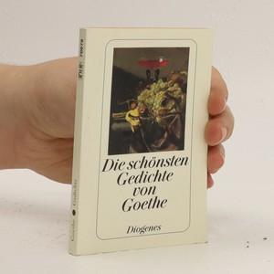 náhled knihy - Die schönsten Gedichte von Goethe