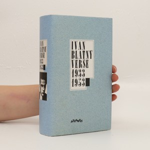 náhled knihy - Verše 1933-1953