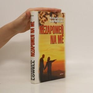 náhled knihy - Nezapomeň na mě