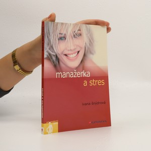 náhled knihy - Manažerka a stres
