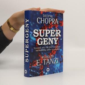 náhled knihy - Supergeny
