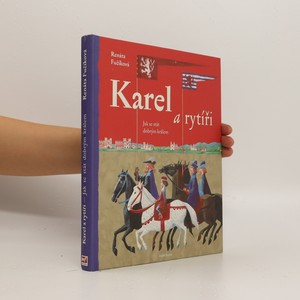 náhled knihy - Karel a rytíři