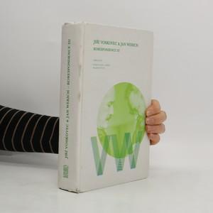 náhled knihy - Korespondence III. díl : Jiří Voskovec & Jan Werich
