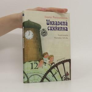náhled knihy - Ukradená cukřenka