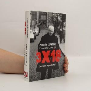náhled knihy - 3x18 - Portréty a postřehy