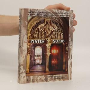 náhled knihy - Pistis Sofie