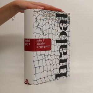 náhled knihy - Křehký dluh : básnění a rané prózy