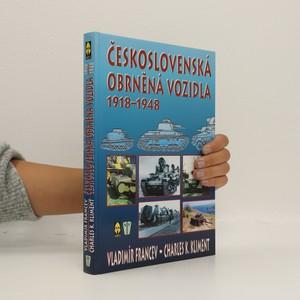 náhled knihy - Československá obrněná vozidla 1918-1948