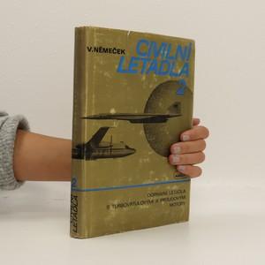 náhled knihy - Civilní letadla 2