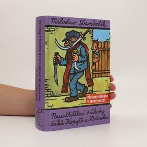 náhled knihy - Neuvěřitelné příhody žáků Kopyta a Mňouka