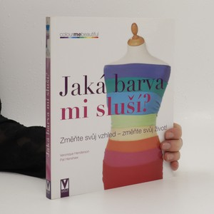 náhled knihy - Jaká barva mi sluší?