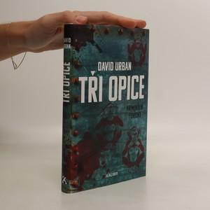 náhled knihy - Tři opice : kriminální povídky