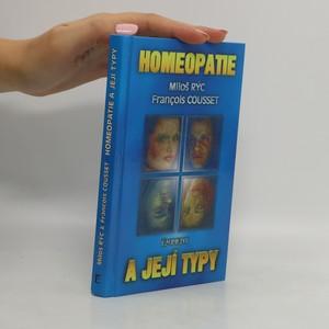 náhled knihy - Homeopatie a její typy