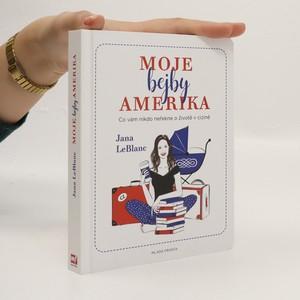 náhled knihy - Moje bejby Amerika. Co vám nikdo neřekne o životě v cizině