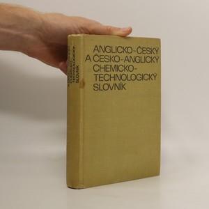 náhled knihy - Anglicko-český a česko-anglický chemicko-technologický slovník