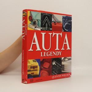 náhled knihy - Auta: legendy