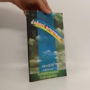náhled knihy - Program ozdravení životního prostředí České republiky