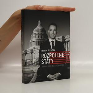 náhled knihy - Rozpojené státy : Amerika nejen televizní kamerou