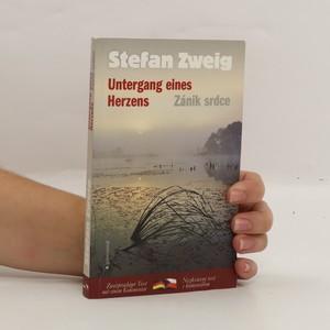 náhled knihy - Untergang eines Herzens. Zánik srdce