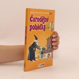 náhled knihy - Čarodějné pohádky