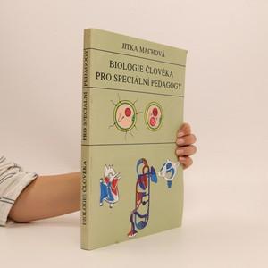 náhled knihy - Biologie člověka pro speciální pedagogy