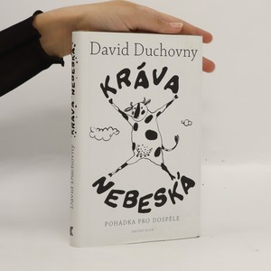 náhled knihy - Kráva nebeská