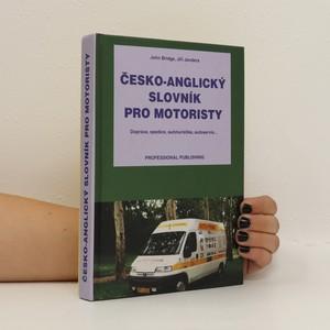 náhled knihy - Česko-anglický slovník pro motoristy