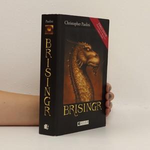náhled knihy - Brisingr. Odkaz Dračích jezdců. 3. díl