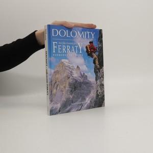 náhled knihy - Dolomity, nejkrásnější Ferraty
