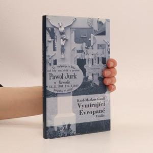 náhled knihy - Vymírající Evropané