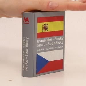 náhled knihy - Španělsko-český, česko-španělský slovník = Diccionario espaňol-checo, checo-espaňol