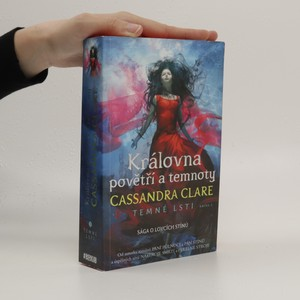 náhled knihy - Královna povětří a temnoty