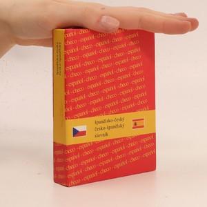 náhled knihy - Španělsko-český česko-španělský slovník