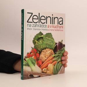 náhled knihy - Zelenina na zahrádce a v kuchyni