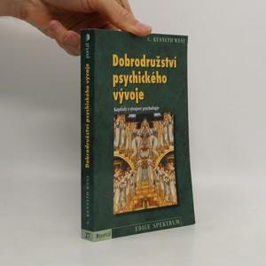 náhled knihy - Dobrodružství psychického vývoje. Kapitoly z vývojové psychologie